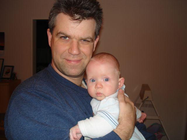 Väter sollen sich gerade in den ersten Monaten um das Neugeborene kümmern. als anreiz wurde dafür das elterngeld geschaffen. Ich wollte wissen, wie viele Beamte Elterngeld tatsächlich in Anspruch nehmen.Foto: Stefan Beger