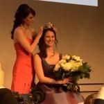 Krönung der fränkischen Weinkönigin Christina Schneider